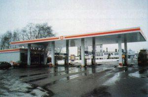 Remont i modernizacja stacji paliw CPN Nr 777 w Rawie Mazowieckiej
